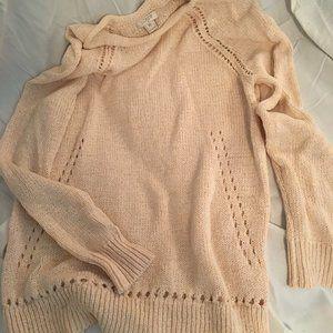 J. Crew silk blend xs summer sweater